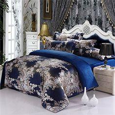 18 Bohemian Duvet Covers Boho Bedding Set Queen King 4pcs