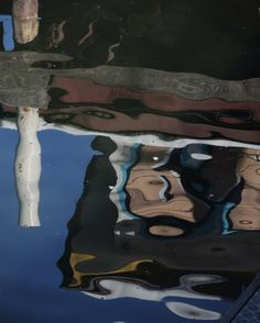 Graffiti reflected in Water (Bodensee) by Karl Seitinger, 2015 Reflection, Graffiti, Water, Photography, Painting, Art, Bregenz, Gripe Water, Art Background