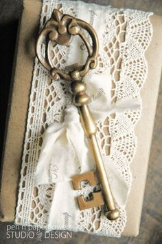 LACE with key