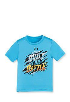 Under Armour® 'Built For Battle' Tee Toddler Boys  - Belk.com