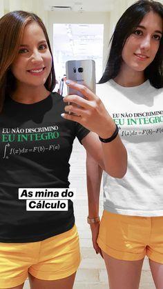 Calculus, Math Resources, Funny Tshirts, Crop Tops, T Shirt, Women, Fashion, Supreme T Shirt, Moda