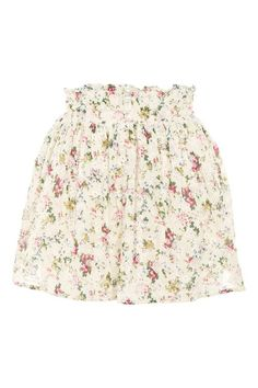 Broderie Print Mini Skirt - New In Fashion - New In - Topshop