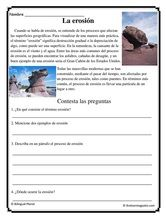 Science passages in Spanish - www.thelearningpatio.com  $1.99 gives you unlimited downloads of everything