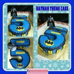 batman cake 5th - Google Search