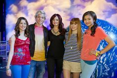 zendaya and ross lynch and Laura, Debby, Bella