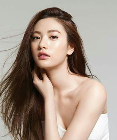 After School Nana Im Jin Ah InStyle March 2015 Magazine Pictures Makeup 3 Hair And Beauty, Beauty And Fashion, Korean Beauty, Asian Beauty, Asian Woman, Asian Girl, Korean Girl, Beauty Secrets, Beauty Hacks