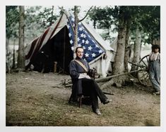 Amazing American #CivilWar Photos Turned Into Glorious Color  Read more: http://www.businessinsider.com/amazing-american-civil-war-photos-turned-into-glorious-color-2014-12#ixzz3LtKsNMW0