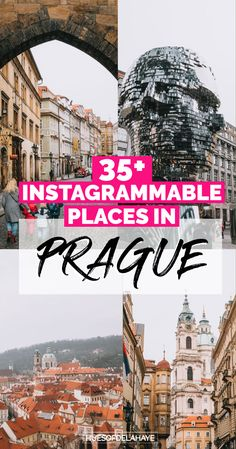 Visit the best Instagrammable places in Prague for the best Prague photography opportunities! These are the best photo spots in Prague to level up your IG feed. Plus tips for shooting photos in Prague From hidden gems to popular spots, in Prague to show you them all! Europe On A Budget, Europe Travel Guide, Travel Plan, Travel Ideas, Travel Destinations, Prague Photography, Scenic Photography, Prague Travel, London Travel
