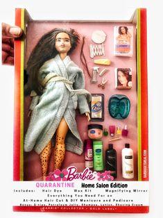 Barbie Funny, Barbie Sets, Bad Barbie, Barbie Dolls Diy, Barbie Doll House, Doll Clothes Barbie, Barbie And Ken, Diy Doll, Barbie Mala