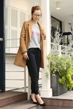 Plage Outer styling03:CHESTER COAT