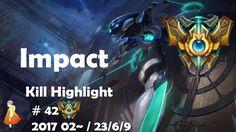 Challenger Kill Highlight #42 Impact