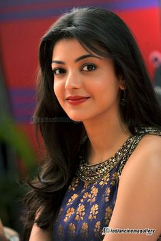 Kajal Aggarwal - Indian Actress  IMAGES, GIF, ANIMATED GIF, WALLPAPER, STICKER FOR WHATSAPP & FACEBOOK