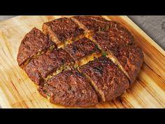 Giant Cheese-Stuffed Burger - YouTube