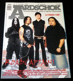 Aardschok Nr.11 November 2005 | Music magazines | Disc-records