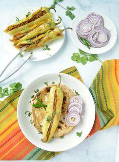Bharwan Mirchi Recipe