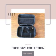 External hard drive carry case for inch Hard Drive/GPS, black sturdy This product is black, sturdy for GPS, hard drive or other products, zip sturdy Leather Products, Usb Drive, Exclusive Collection, Carry On, Journey, Store, Check, Usb Flash Drive, Hand Luggage