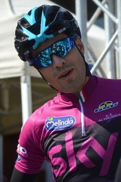 .@mikellandameana Mikel Landa (SKY)  leads GC of Giro del Trentino Melinda ST3