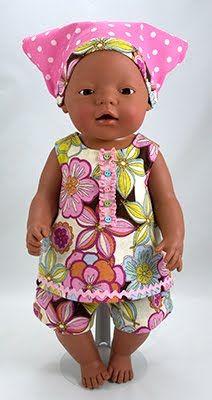 Babyborn kleertjes