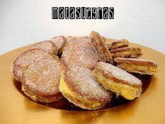 cocinaros: Matasuegras (galletas fritas)