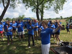 """Deloitte's national day of service- """"Impact that Matters"""""""