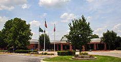 Smyrna town hall, July 2014.