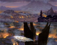 The Lord of the Rings: Illustrations by Paul Lasaine
