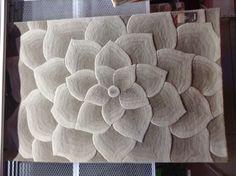 Lotus rug at Pier 1 Imports