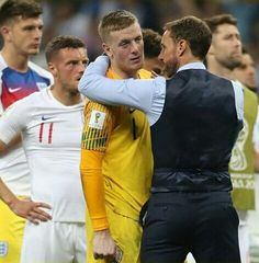 Soccer - England knocked out: Three Lions paid price for missed chances - Jordan Pickford - World Sport News Kieran Trippier, The Turning Point, England Players, Gareth Southgate, Soccer Guys, Semi Final, Goalkeeper, S Man, Sports News