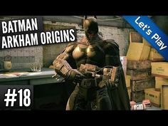 ▶ Let's Play Batman Arkham Origins #18 - Suche nach dem Unterbrecher [deutsch / german] - YouTube