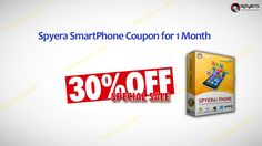 Receive 30% OFF Spyera SmartPhone Coupon for 1 Month http://tickcoupon.com/stores/spyera-coupon-codes