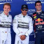 Hamilton On Pole For Spanish Grand Prix