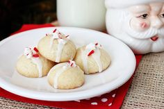 - perfect for a cookie round up or last minute holiday treats ...