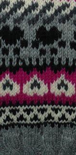 Taikutti: Ohje Kissan uni -kirjoneulesukkiin Knitting Socks, Handicraft, Knit Crochet, Beanie, Retro, Pattern, Handmade, Crafts, Kissa