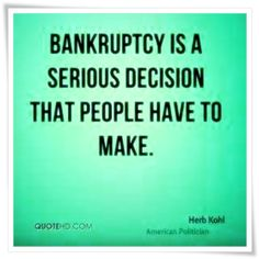 insolvency cant debts what taken sold bankruptcy