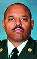 Army Sgt. 1st Class Robin L. Towns Sr.  Died October 24, 2007 Serving During Operation Iraqi Freedom  52, of Upper Marlboro, Md.; assigned to the 275th Military Police Company, 372nd Military Police Battalion, Washington, D.C. National Guard; died Oct. 24 in Bayji, Iraq, of wounds sustained when an improvised explosive device detonated near his Humvee during combat operations.
