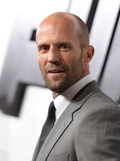Jason Statham Photos - Premiere 'Furious 7' - Arrivals - Zimbio