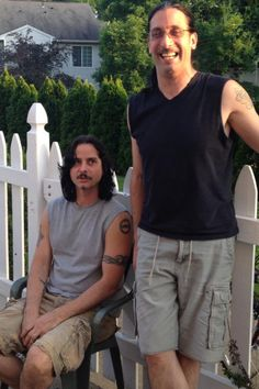 This was taken in Johnny's backyard, June of 2013. Yes, they're doing well.