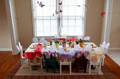 Tea Party Ideas for Little Girls