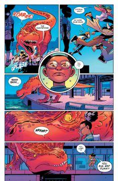 Moon Girl and Devil Dinosaur #3