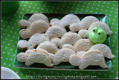 Turtle sandwiches - could also do startfish