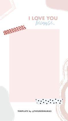 Instagram Story Templates by The Uber Mamas Valentine and Relationship Instagram Story Templates by The Uber Mamas. a fun way to get to know each other in digital era! Instagram Story Templates   Instagram Conversation Starters   Instagram   Social Media Templates   Templates   Social Media Tips   Social Media Marketing #instagramstory #instastory #instagramstorytemplates #instagramconversationstarters #instagram #socialmediatemplates #templates #instagramtips #instagrammarketing Creative Instagram Stories, Instagram Story Ideas, Instagram Frame Template, Polaroid Template, Polaroid Frame, Instagram Background, Photoshop, Foto Art, Design Studio
