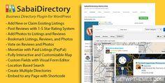 SabaiDirectory 1.29 - CodeCanyon Free WordPress Plugin Download