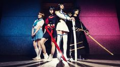 Kill la Kill by NunnallyLol on DeviantArt