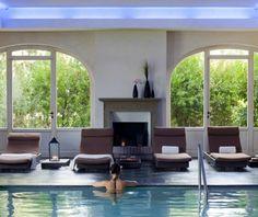 All'interno di alcune Prestige #Suite si celano addirittura le #piscine #idromassaggio, per un #relax nella #privacy della propria stanza.