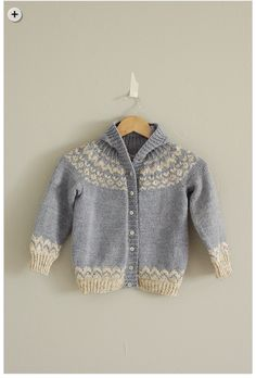 kids icelandic  (The Best of Lopi  by Susan Mills and Norah Gaughan) sweater by  from ravelry