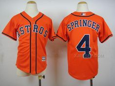 http://www.xjersey.com/astros-4-george-springer-orange-youth-new-cool-base-jersey.html Only$35.00 ASTROS 4 GEORGE SPRINGER ORANGE YOUTH NEW COOL BASE JERSEY Free Shipping!