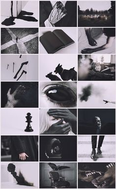 Crowley aesthetic for anon … i`m coming to fulfill the deal soon