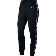 Nike Women's GRX Therma Training Pant (Black/White, Size Large) - Women's Athletic Apparel, Women's Athletic Fleece at Academy Sports Cute Lazy Outfits, Sporty Outfits, Nike Outfits, Fashion Outfits, Nike Athletic Outfits, Athletic Clothes, Fitness Outfits, Fitness Wear, Workout Outfits