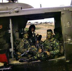 101st Airborne LRRPs -  Vietnam War