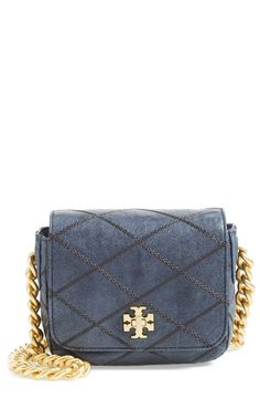 The perfect weekender | Tory Burch 'Mini Lysa' crossbody bag